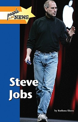 Steve Jobs by Sheen, Barbara [Library Binding] -