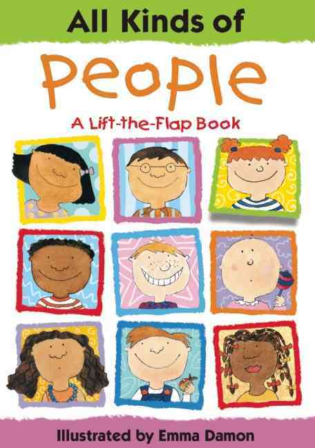 All Kinds of People By Safran, Sheri